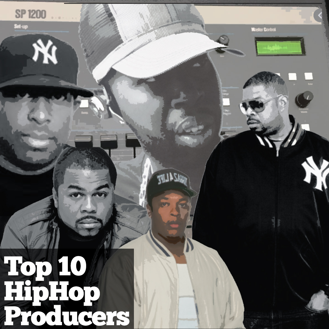 greatest rap producers