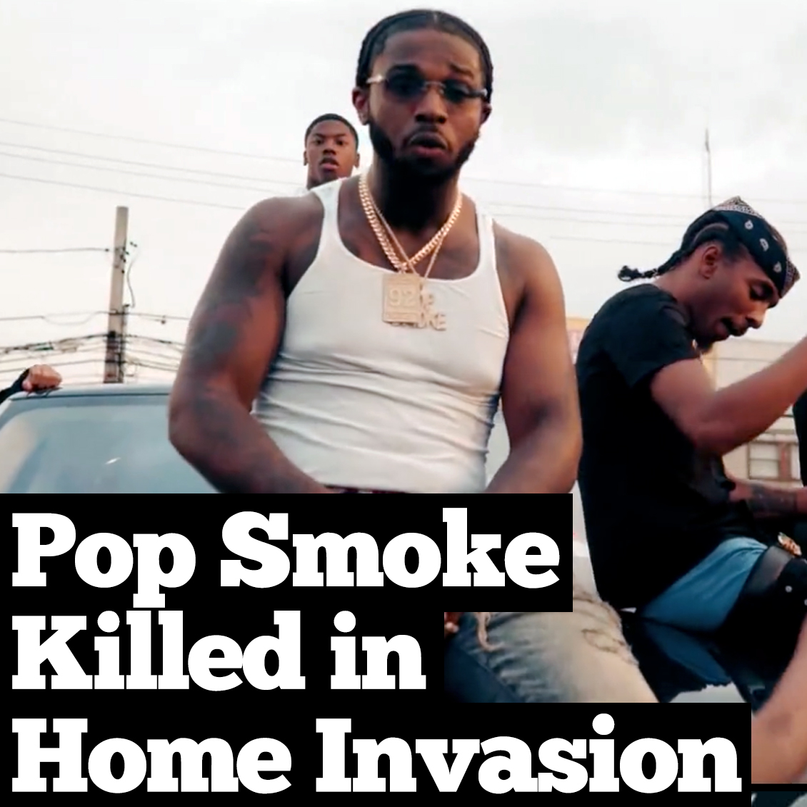 rapper pop smoke killed at 20 yo