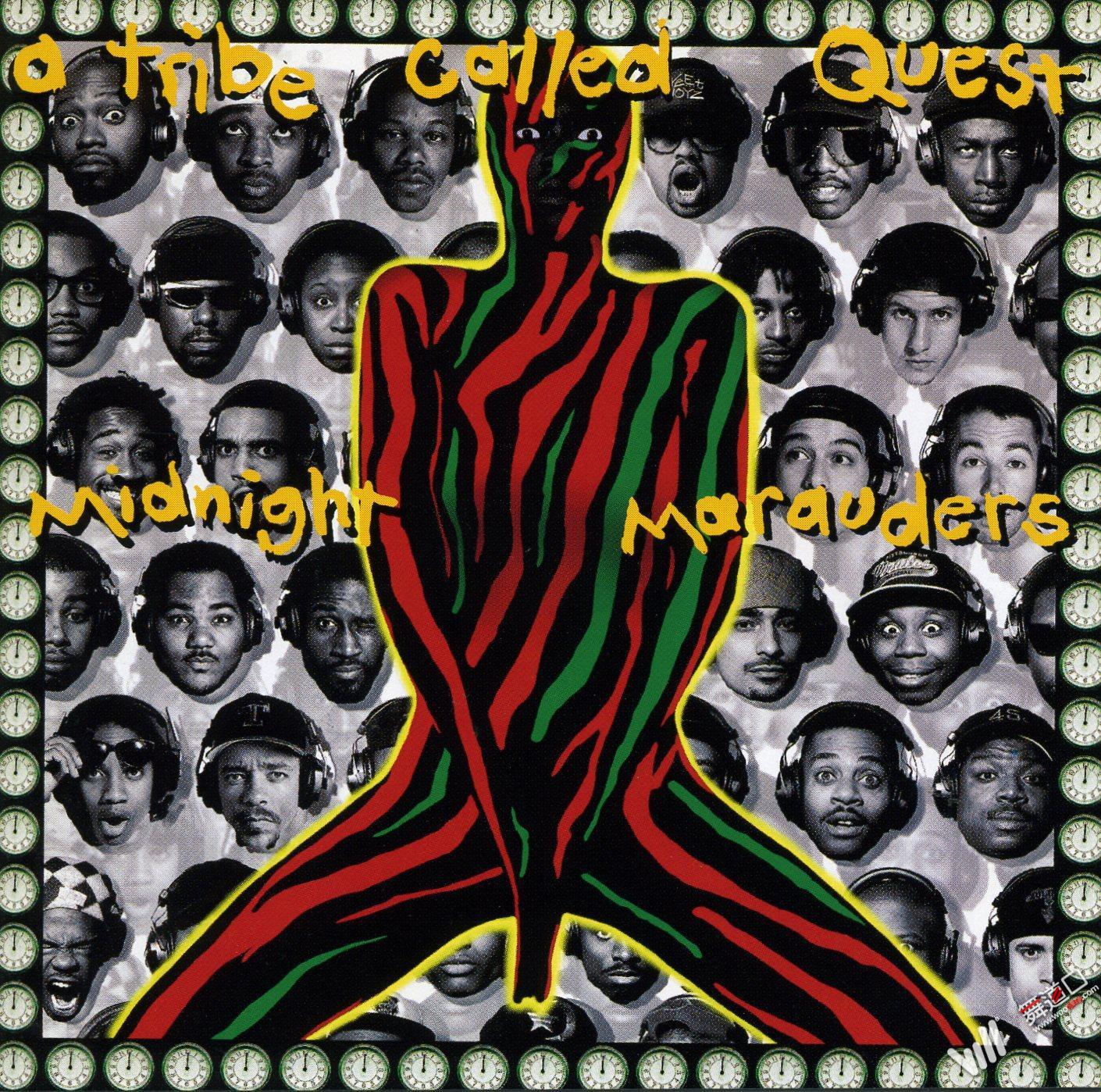 tribe called quest cover