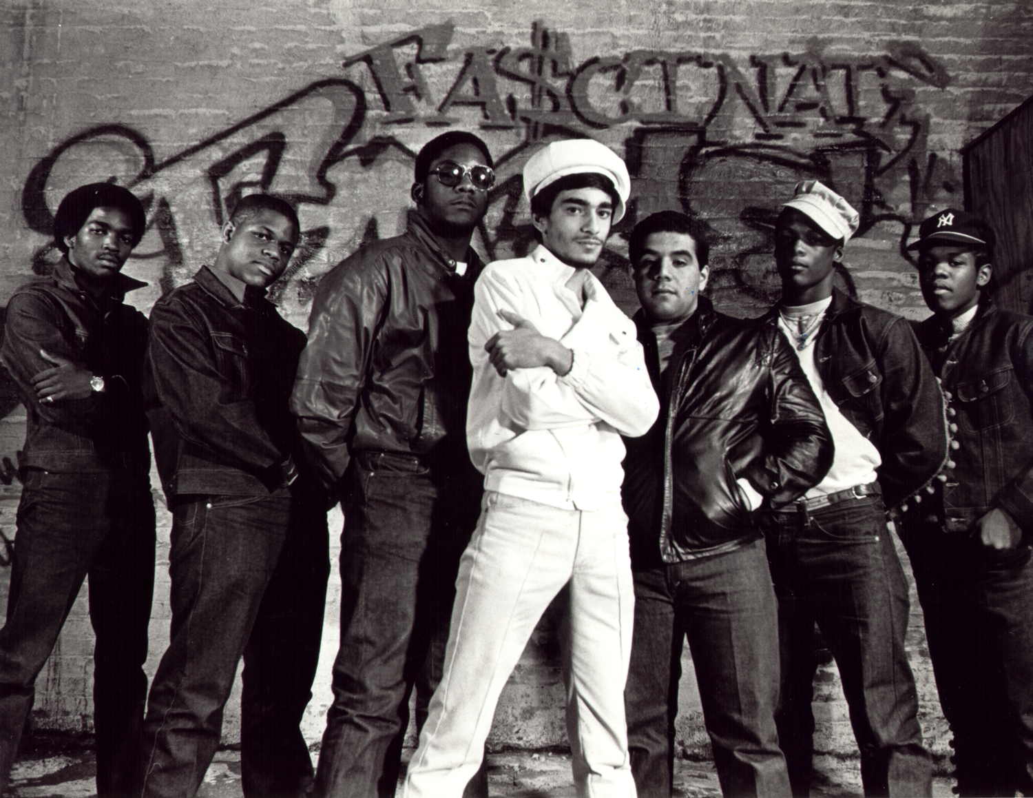 fascinating force crew bronx 1980