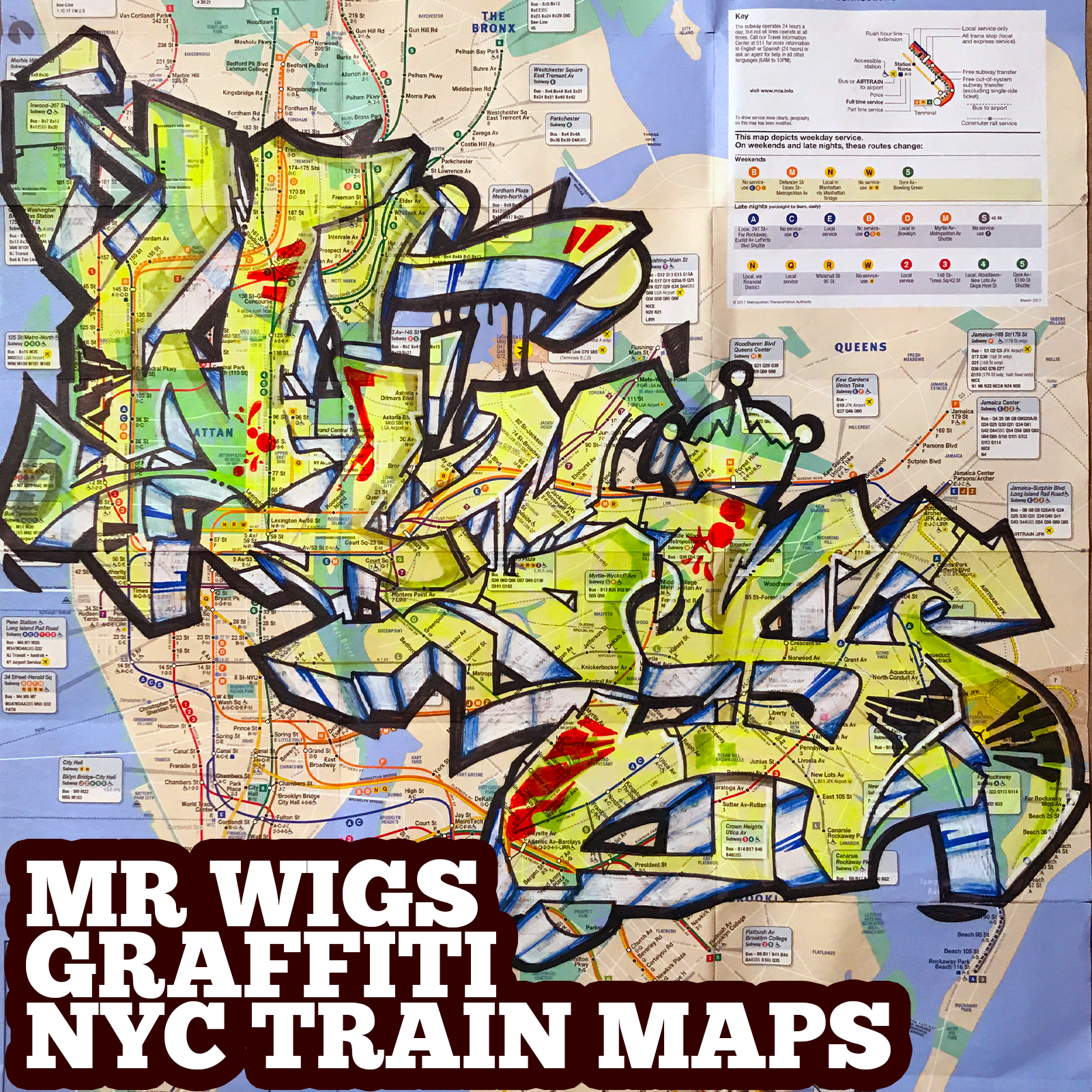 graffiti map wigs transparent 1