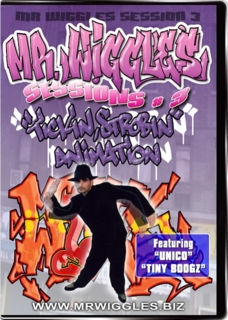 mr wiggles animation session dvd