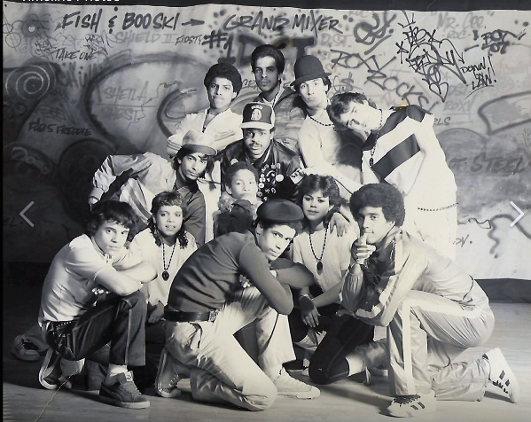 rock steady crew at the roxy 1981
