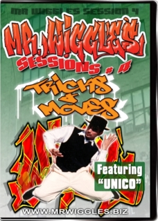 mr wiggles tricks and moves dvd