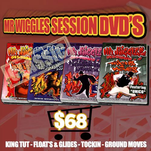 mr wiggles session dvd